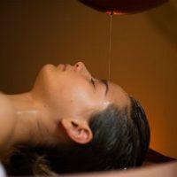 Massage Shirodara - soin ayurvedique