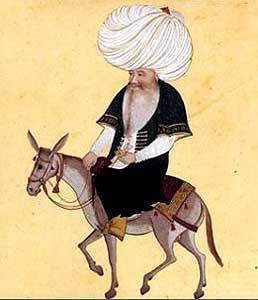 Le savoir selon Nasreddin - maitre soufi