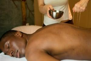 Massage Abhyanga pour Homme