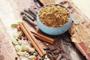 preparation epices garam masala