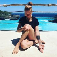 Aurélie Maurice - Professeur de Yoga Vinyasa