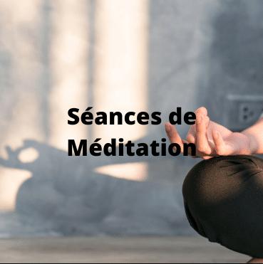 Seances de meditation de pleine conscience Verrieres