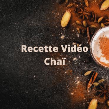 Recette du chai ayurvedique - en video