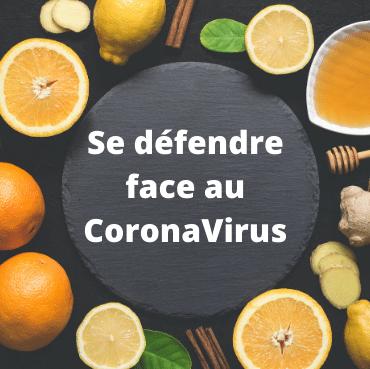 Se defendre contre le coronavirus Covid