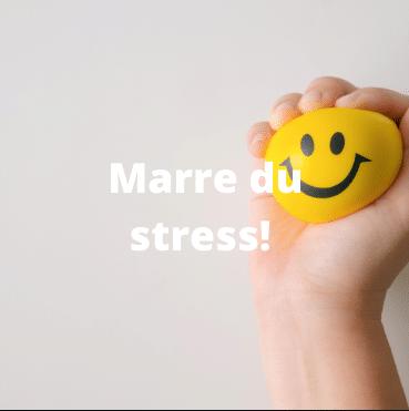 Marre du stress - les conseils pratiques