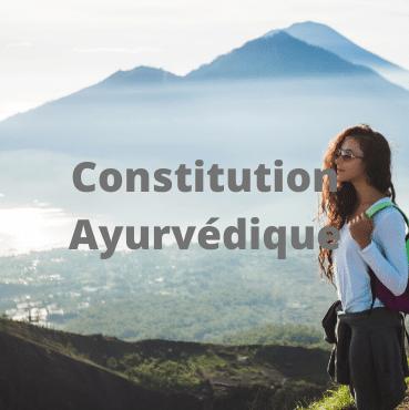 Connaitre sa Constitution ayurvedique et doshas