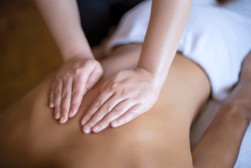 Massage therapeutique abhyanga 1h