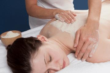 massage ayurvedique perte de poids udvartana