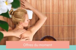 Offres de massage pas cher