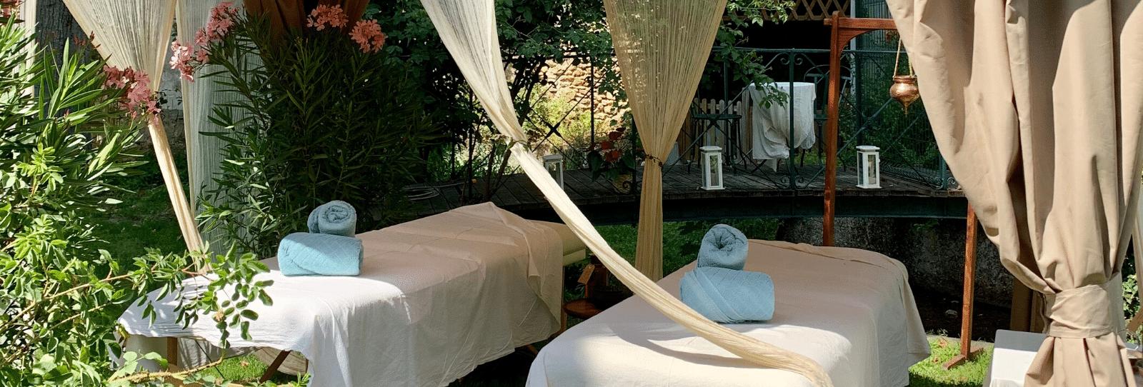 Massage ayurveda sante