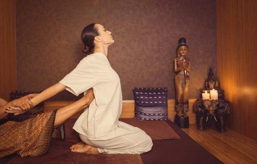Massage Thai a Paris