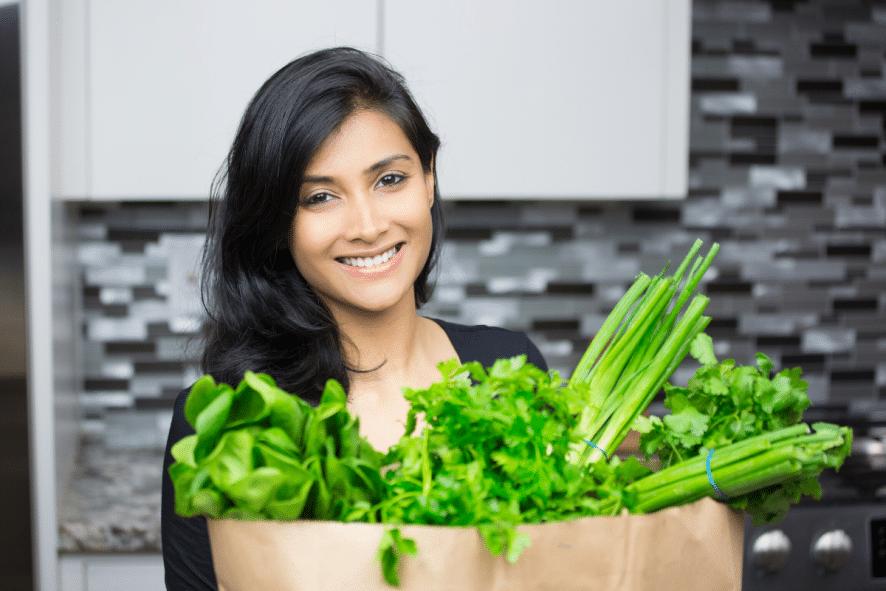 Vegetarien et ayurveda