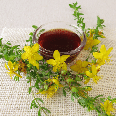 huile millepertuis pour proteger sa peau du soleil