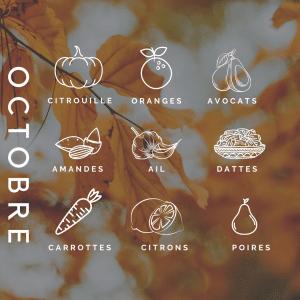 alimentation octobre